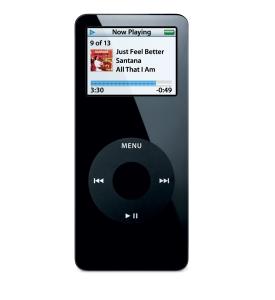 iPod Nano 1ère génération (2005)